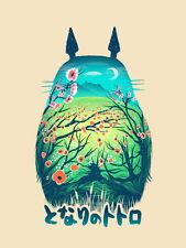 "118 My Neighbor Totoro - Anime Japan Art 24""x32"" Poster"