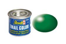 Revell 32364 Peinture Enamel 364 RAL6001 Vert Feuille – Leaf Green Silk 14ml