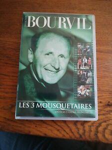 Dvd Bourvil Les Trois Mousquetaires