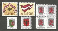 LATVIA 1998 mint stamps MNH(**)