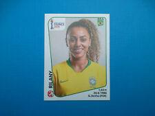 Figurine Panini Women's World Cup France 2019 n.219 Rilany Brazil