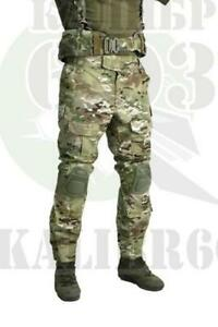Airsoft Hosen Thunder Multicam Rip-Stop 52/4 Army Military War Neues Original