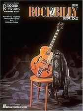 Great Rockabilly Guitar Solos by