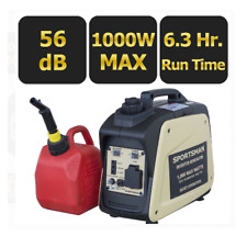 Inverter Generator Stable Reliable Power Lightweight Portable Tailgating Camping