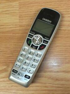 Genuine Uniden (DECT1560) Replacement Cordless Handset Phone Unit Only