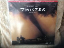 TWISTER. NTSC LASER DISC ( Original Print. Mint)