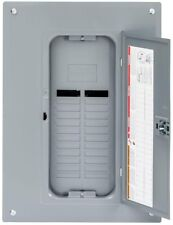 Main Lug Plug-On Neutral Load Center Square D QO 125 Amp 24-Circuit Indoor