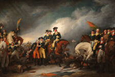 "John Trumbull Fine Art Print: Capture of the Hessians 16""x24"""
