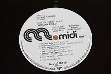 Wilson Pickett - German LP Promo / Star-Collection Vol. 2