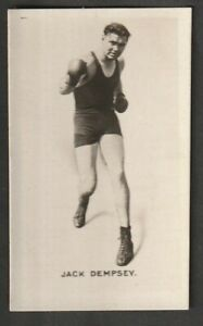 MONARCHS of the Ring UNION JACK comic BOXING Jack Dempsey 1923 issue