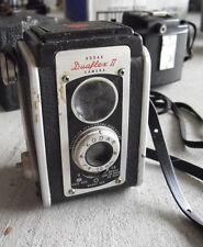 Vintage Kodak Duaflex II Box Camera f:8 72mm
