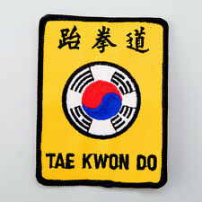 TOPPA TAE KWON DO BADGE GADJET PATCH KEY WORLD TKD DO TAEKWONDO FEDERATION KOREA