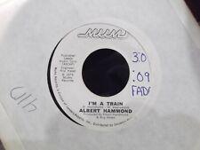 45A *PROMO* ALBERT HAMMOND I'M A TRAIN X 2 ON MUMS RECORDS