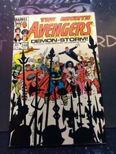 The Mighty Avengers #249 Demon-Storm VF 8.0 BIA097 Thor Hercules Fantastic Four