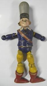 original 1926 RCA Radiotrons Selling Fool advertising wood figure Kallus/Parrish