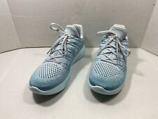 Nike LunarEpic Low Flyknit 2 Glacier Running Shoes Blue 863780 405 Sz 9.5