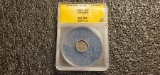 1854 3 Cent Silver Piece, Trime !! Higher Grade !!