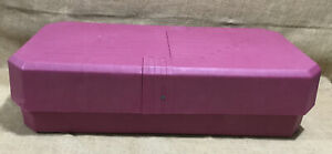 Vintage 2 Tier Fitness Exercise Step Stepper Aerobic Workout Exercise Two Level