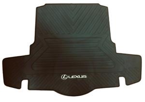 LEXUS IS250/350 2021 1 PCS BLACK ALL WEATHER TRUNK MAT PT908-53215-02