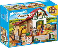 Playmobil Country Pony Farm Children Ages 4+ Christmas Toy Birthday Present