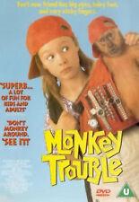 MONKEY TROUBLE DVD Thora Birch Harvey Keitel Franco Amurri UK Rele New Sealed R2