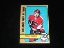 1972-73 OPC Bobby Clarke-Philadelphia Flyers-#14-VG/EX+