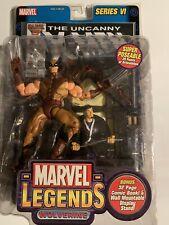 Marvel Legends Series 6 Wolverine Toy Biz Hasbro X-Men