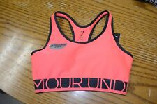 Under Armour Sports Bra  - Pink/Red - NEW w/Tags - Size XS