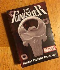 Bottle Opener Marvel Punisher Refrigerator Magnet by Diamond Select