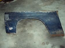 1966 MERCURY COMET / CYCLONE / CALIENTE FRONT LH DRIVER SIDE FENDER 66