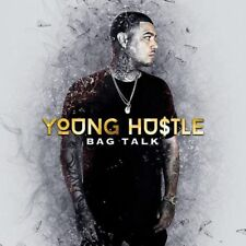 YOUNG HUSTLE Bag Talk CD with AD, Slim 400,Tray Dee & special remix by Riff Raff