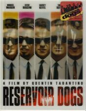 New Reservoir Dogs Lenticular SteelBook Blu-ray Nova Media (Korea) Ships in Box