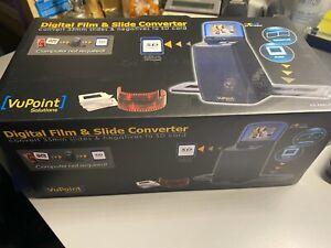 VuPoint Solutions Digital Film & Slide Converter
