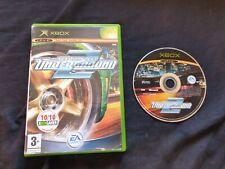 NEED FOR SPEED UNDERGROUND 2 Microsoft Xbox Game