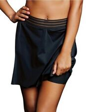 Maidenform Undercover Slimming Skorty Slip DM1011 Black Small Shapewear FREE S&H