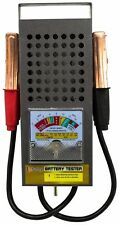 100 Amp Battery Load Tester with Heavy Duty Insulated Clips