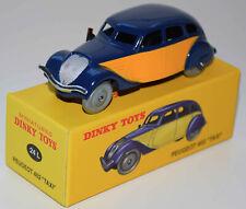DINKY TOYS ATLAS - PEUGEOT 402 TAXI - 24L - Neuf en boîte - Mint & Boxed