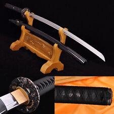 SHARP T10 STEEL BLADE JAPANESE SAMURAI SWORD HAND FORGE HIGH QUALITY KATANA