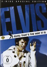 Elvis: Thats The Way it is - 2 Disc Special Edtion Neu+in Folie 2xDvD (2000)