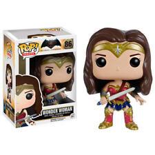 Figuras de acción de superhéroes de cómics figs Wonder Woman, Superman