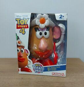 Disney Playskool Toy Story 4 Mrs Potato Action Figure | New & Boxed