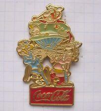Chef/COCA-COLA/ASTERIX/Rene Goscinny... BD Film PIN (142j)