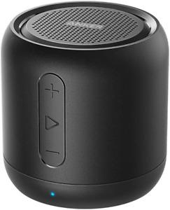 Anker SoundCore Mini Bluetooth Speaker Portable Bluetooth 15hr Deep Bass RENEWED