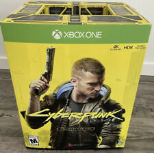 Cyberpunk 2077 Collector's Edition Xbox One 2020 IN HAND Sealed Fast Ship New