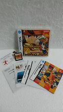 Jeu Vidéo Inazuma Eleven 2 Tempête de Feu DS / LITE DSI XL 3DS Complet LEVEL-5