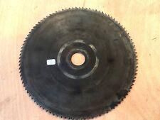 3) old tool / OUTIL lame Scie Circulaire Disque à couper  diamètre  25,5 cm