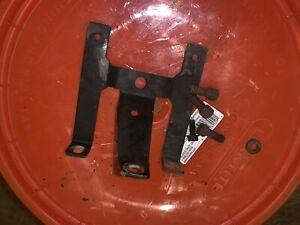 18hp Kohler Magnum MV18S Opposed Cylinder Engine Muffler Mounting Bracket