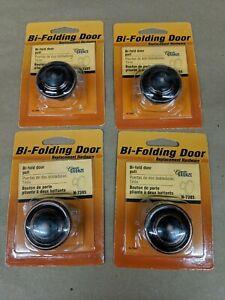 4- Prime Line N 7385 Bi-Fold Door Knob Classic Bronze PLPCI New Sealed