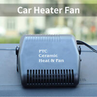 12V Car Auto Heater Fan Demister Portable Defroster Heating Warmer Portable