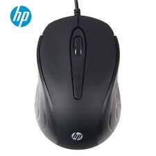HP S300 Wired Optical Mice USB 1000DPI Computer Mouse Support Official Test